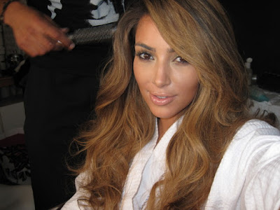 kim kardashian hair colour. I love her hair color i soo