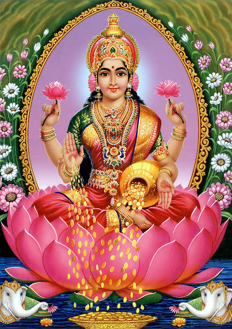 картинки индийские божества