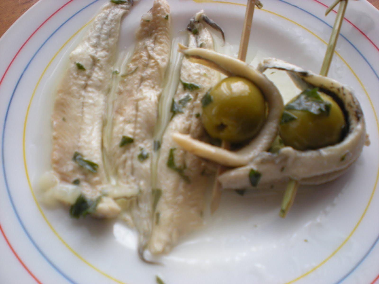 Mis trucos de cocina conservar los boquerones en vinagre - Boquerones en vinagre duros ...