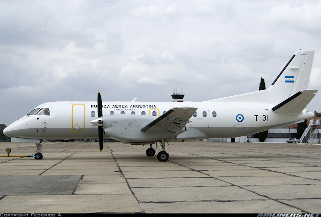 Ajuste en la FAA: LADE dejó de operar T-31