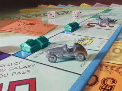 Monopoly getekend