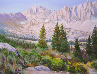 """Thunder Ridge Summer"""