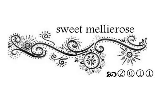 sweet mellierose