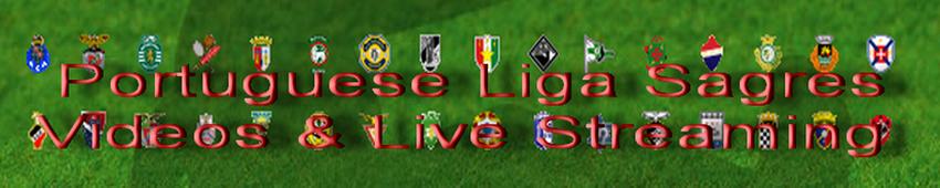 Portuguese Liga Sagres Live Online