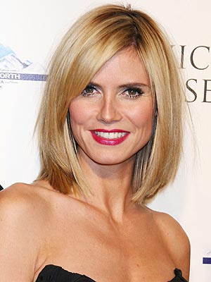 2010 Spring Summer Cute Long Bob Haircuts for Women