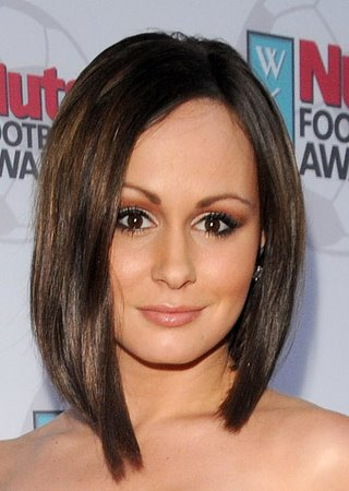 Beautiful women layered top haircuts 2010