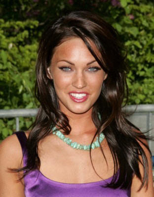 megan fox hair color dye. megan fox hair color 2010