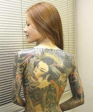 Yakuza Tattoo Pictures