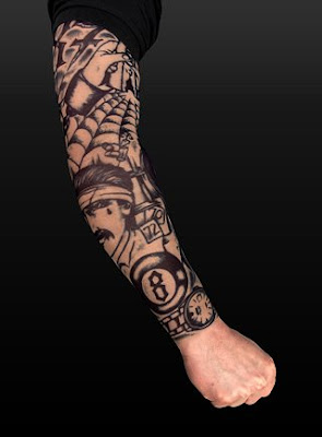 Sleeve Tattoo Pictures