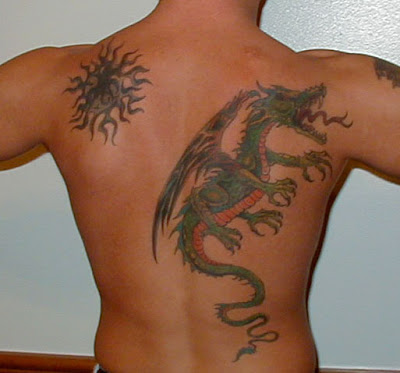 Dragon Tattoo Pictures