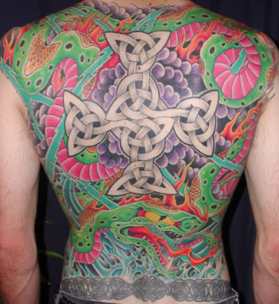 body painting popular celtic tattoo designs. Black Bedroom Furniture Sets. Home Design Ideas