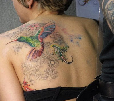 Popular Bird Tattoos For Women