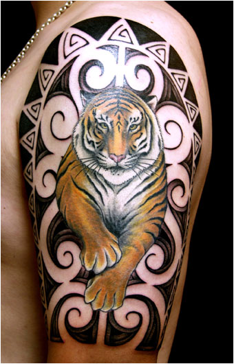Tiger Tattoo Designs Free. Tattoo Designs For Girls