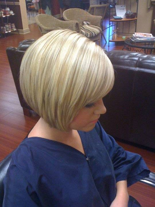 Short Blonde Bob Hairstyles 45