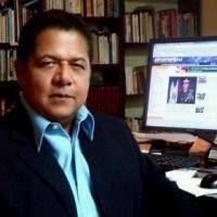 SAUL PIMENTEL, Periodista de San Cristobal