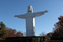 The Christ of the Ozarks      AR