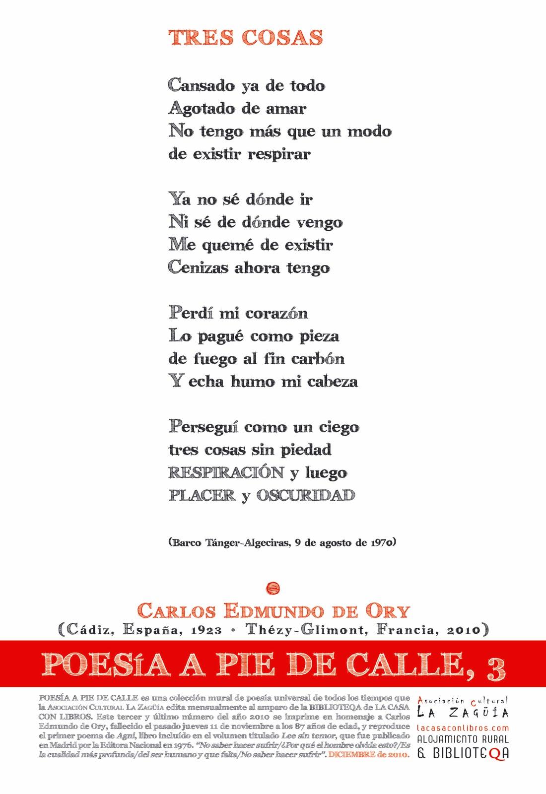 Poemas De Puerto Rico