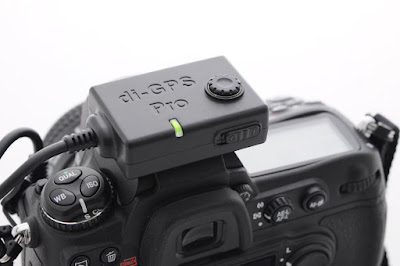 di-GPS-PRO-L GPS for Nikon DSLRs
