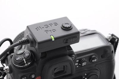 di-GPS-PRO-L GPS for Nikon DSLRs