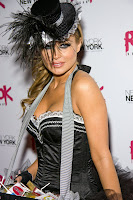 Skanks On Halloween: Carmen Electra, Kendra Wilkinson And Aubrey O'Day