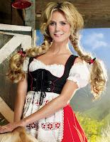 Heidi Klum's Got Milk?