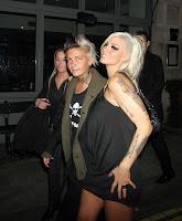 Jodie Marsh's Fake Lesbian Stunt Gone Nasty!