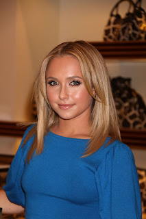 Hayden Panettiere Needs More Stuffing!