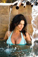 Denise Milani Hot Bikini Photos