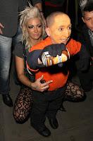Jodie Marsh Into Little Orange Freaky People?