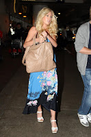 Heidi Montag Back From Fake Wedding Vacation