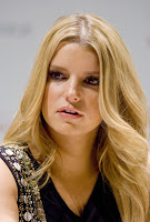Jessica Simpson launched her new perfume Fancy