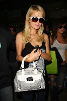 Paris Hilton's BFF In Hoochie Wear!