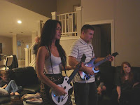 Megan Fox Is The Hottest Guitar Hero Ever!