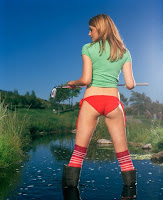 Diora Baird Is A Hot Golfer