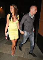 Danielle Lloyd Is Swollen and Orange