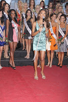 Miss USA 2009 Welcome Ceremony