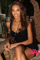 Crystle Stewart, Miss USA - A.E.R Walk With Style Event