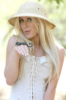 Heidi Montag Has Downed Much Bigger Scorpions