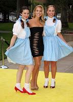 Kristin Cavallari Wears Heather Graham's Dress