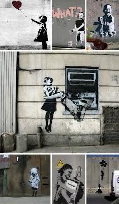 banksy graffiti,graffiti art