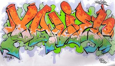 Graffiti Sketches,wildstyle graffiti