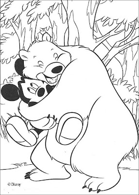Disney Coloring Pages, Mickey Mouse Coloring Pages,