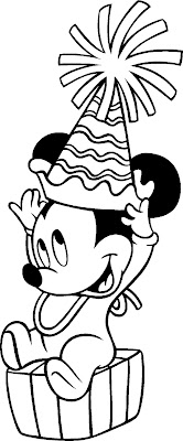 Disney Coloring Pages, Mickey Mouse Coloring Pages