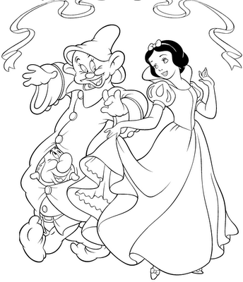 Disney Princess Coloring Pages, Disney Coloring Pages