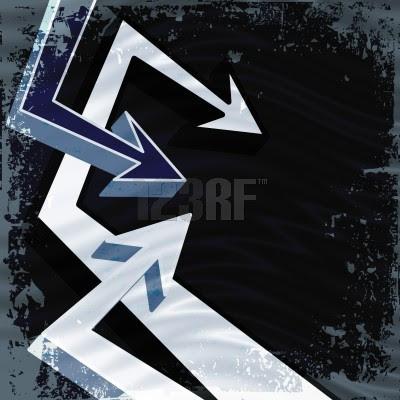 3D Graffiti Arrows