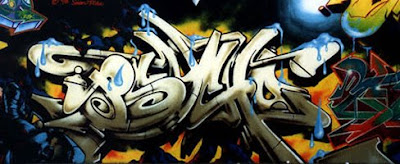 Cool graffiti alphabets