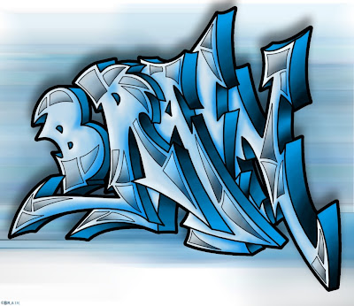 Graffiti Vector Arrows