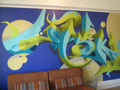 graffiti alphabet,3d graffiti