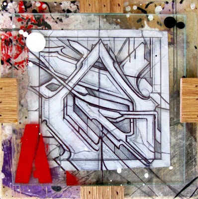 graffiti letters maker. Graffiti Letters A - Sketch