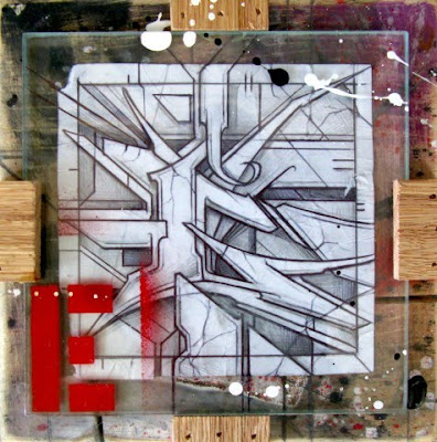 Graffiti Letters E